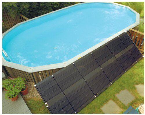 SmartPoolSunHeater-Solar Heating System